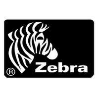 Zebra etiket: Z-Perform 1000T - Wit