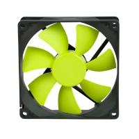 Coolink Hardware koeling: SWiF2-92P - Zwart, Geel