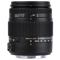Sigma camera lens: 18-250mm F3.5-6.3 DC Macro OS HSM - Zwart