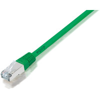 Equip netwerkkabel: Cat.5e F/UTP 0.25m - Groen