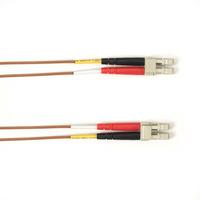 Black Box fiber optic kabel: LC–LC 5-m