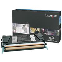 Lexmark toner: Toner T650/T652/T654, Zwart