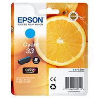 Epson inktcartridge: Ink Cartridge, 4.5 ml, Cyan - Cyaan