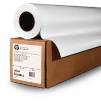 "BMG Ariola papier: HP Permanent Matte Adhesive Vinyl - 42""x150' - Wit"