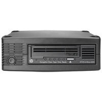 Hewlett Packard Enterprise tape drive: StoreEver LTO-6 Ultrium 6250 SAS - Zwart