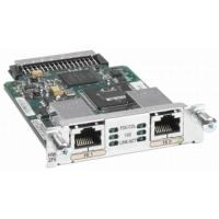 Cisco switchcompnent: Two 10/100 Routed Port HWIC