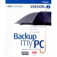Orlogix pc CD-ROM Backup MyPC Version 7 Algemene utilitie