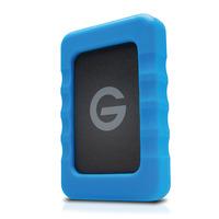 G-Technology G-Drive Ev Raw Externe harde schijf - Zwart, Blauw