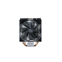 Cooler Master Hardware koeling: Hyper 212 LED Turbo - Zwart