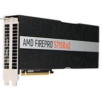 AMD videokaart: FirePro S7150 x2 - Zwart