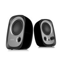 Edifier Speaker: R12U - Zwart, Zilver
