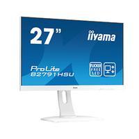 "Iiyama monitor: ProLite B2791HSU-W1 27"" Full HD TN - Business - Wit"