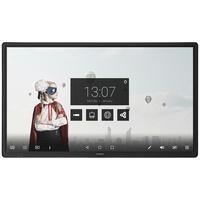 CTOUCH touchscreen monitor: Laser air+ 86 inch UHD - Zwart