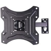"Ross montagehaak: 25kg Capacity, 23-50"", 230x207x230mm, 1.12kg, Black - Zwart"