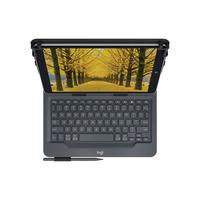 Logitech Universal Folio for iPad Apple - QWERTY Mobile device keyboard - Zwart