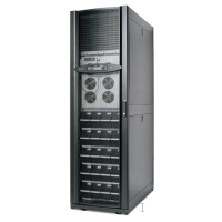 APC UPS: Smart-UPS VT rack mounted 4 battery - Zwart
