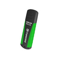 Transcend USB flash drive: JetFlash 810 64GB USB 3.0 - Zwart, Groen