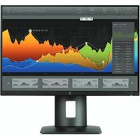 HP monitor: Z24nf Narrow Bezel IPS Display - 23.8'' Full HD - Zwart