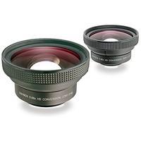 Raynox camera lens: 0.66x, 3-group/3-element, 72mm, 168g, Black - Zwart
