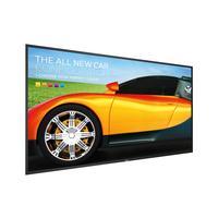 Philips public display: Signage Solutions Q-line scherm BDL5530QL/00 - Zwart