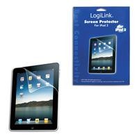 LogiLink screen protector: Display protection foil for iPad 2 - Transparant
