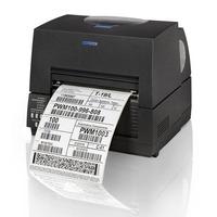 Citizen CL-S6621, 203dpi, ZPLII, Black Datamax, Dual-IF Labelprinter - Zwart