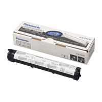 Panasonic cartridge: KX-FA76X - Zwart
