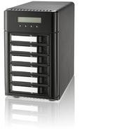 Areca Thunderbolt 2/USB 3.0 to 6Gb/s SAS RAID Storage NAS - Zwart