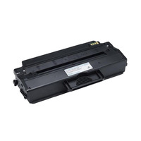 DELL cartridge: Zwarte tonercartridge met hoge capaciteit voor de laserprinter B1260 / B1265 (2500 pagina's)