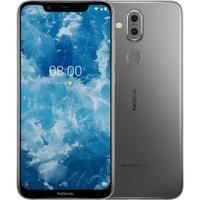 Nokia 8.1 smartphone - Roestvrijstaal 64GB