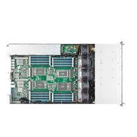 ASUS RS920A-E6/RS8(IKVM) RACK2U 4PCU 2X 1620W 80+ PLATINUM PSU Server barebone