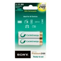 Sony NHAAB2K NiMH-batterijen