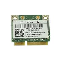 DELL PCI Express, 802.11b, 802.11a, 802.11g, 802.11n, 270 Mbps, 2.4 GHz netwerkkaart - Groen