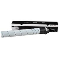 Lexmark toner: 640H 32.5K tonercartridge - Zwart