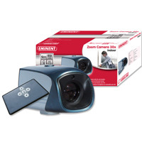 Eminent camera kit: EM6029 Zoom Camera 30X Indoor - Blauw