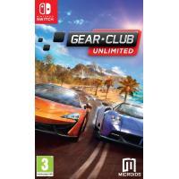 Mindscape game: Gear.Club Unlimited  Nintendo Switch