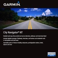 Garmin City Navigator Europe NT – Alps + DACH, microSD/SD
