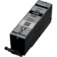 Canon inktcartridge: PGI-580PGBK XL - Zwart Pigment