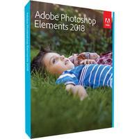 Adobe software licentie: Photoshop Elements 2018