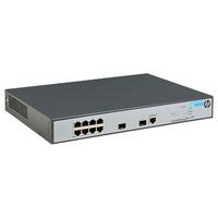 Hewlett Packard Enterprise switch: 1920-8G-PoE+ (180W) - Grijs