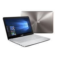 ASUS laptop: N552VX-FY161T - Aluminium, Zilver