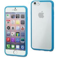Muvit mobile phone case: Blue Myframe Case For Apple Iphone 6 Plus - Blauw