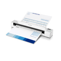 Brother scanner: DS-820W - 600 x 600 dpi, 7.5ppm, CIS, USB 2.0, 802.11 b/g/n, 440g - Wit
