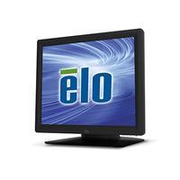 Elo TouchSystems touchscreen monitor: 1717L - Zwart