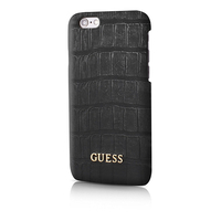 GUESS GUHCP6MCOBK Mobile phone case - Zwart