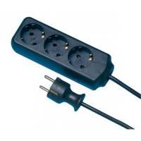 REV surge protector: 512332555 - Zwart