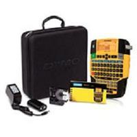 DYMO labelprinter: RHINO 4200 Kit -  - Zwart, Geel, QWERTY