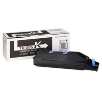 KYOCERA toner: TK-855K - Zwart