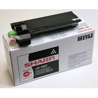 Sharp toner: Toner Black Pages 8.000 - Zwart