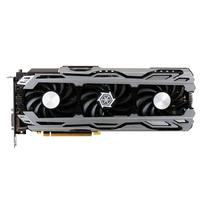 Inno3D videokaart: iChill GeForce GTX 1080 X3 8GB - Zwart